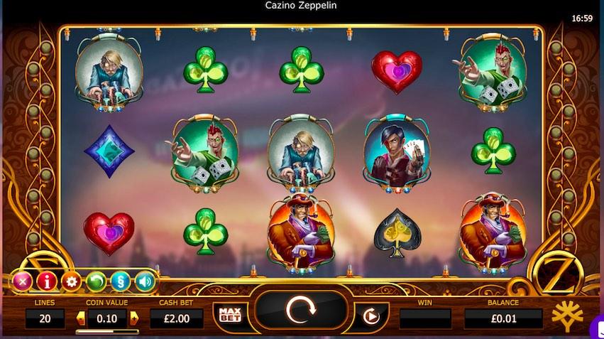 Casino Zepplin