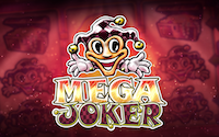 Mega Joker Slot by NetEnt