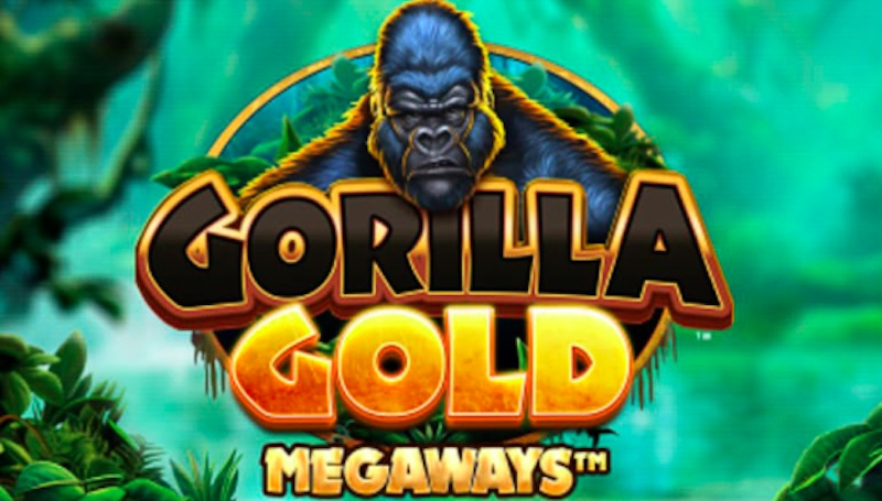 Gorilla Gold Megaways™ Slot